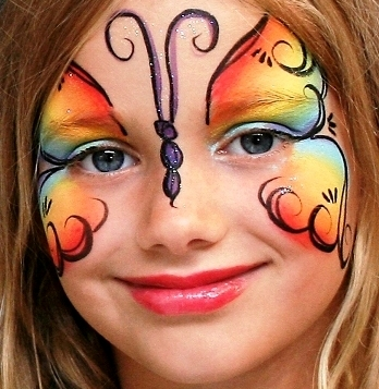 professional face painter