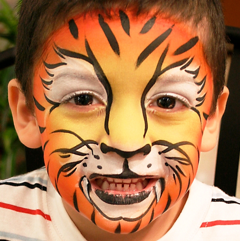 orange county face painter