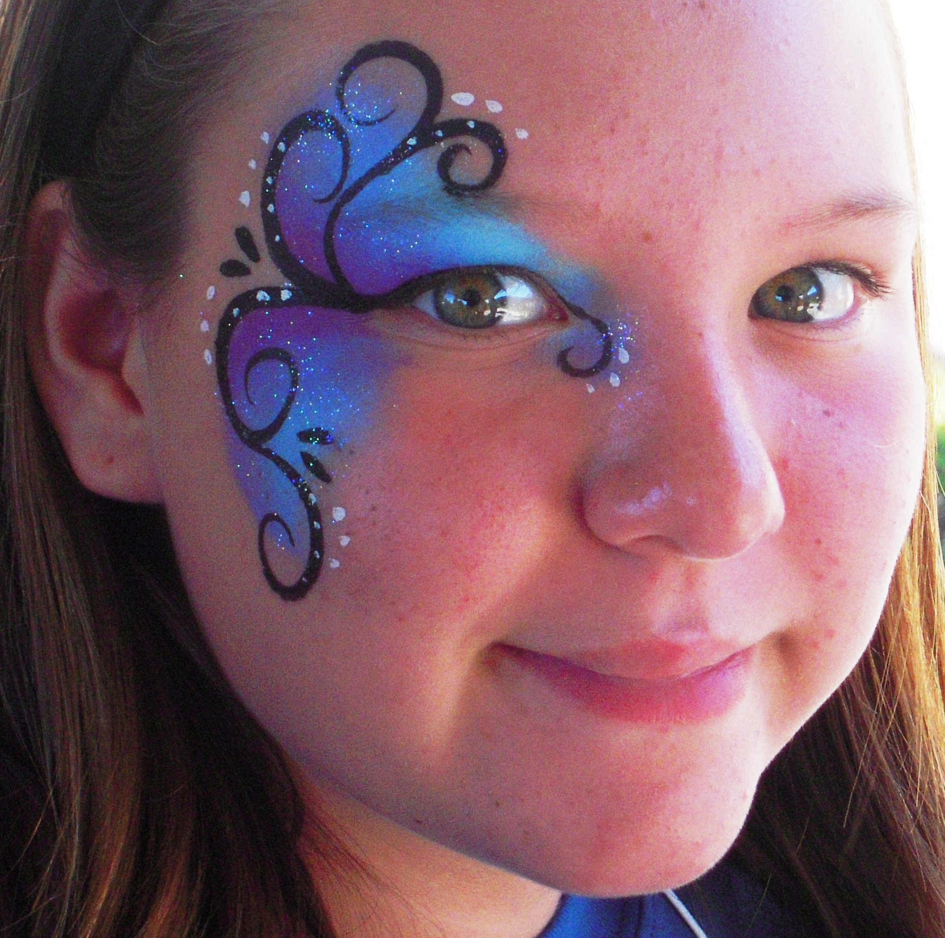 face painter orange county